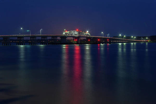 Photograph - Woods Memorial Bridge by Kenny Thomas