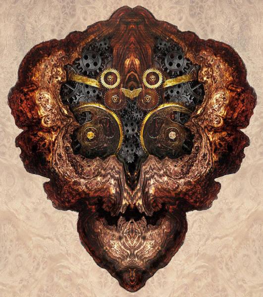 Digital Art - Woody 75 by Rick Mosher