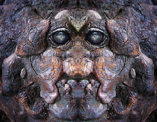 Digital Art - Woody 76 by Rick Mosher