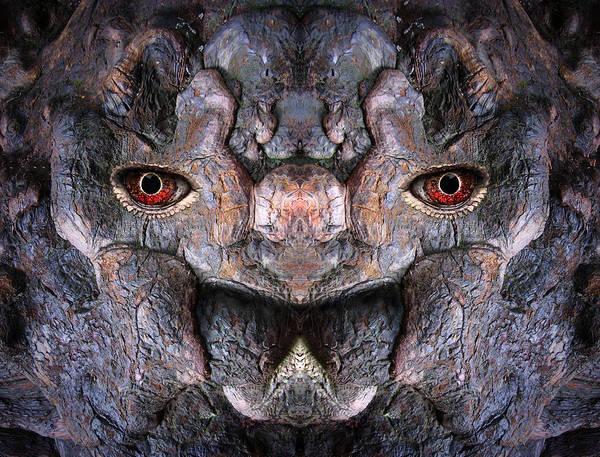 Digital Art - Woody 81 by Rick Mosher