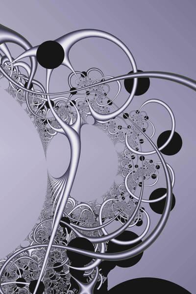Digital Art - Woogles by Frederic Durville