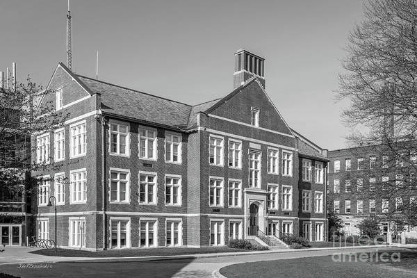 Wall Art - Photograph - Worcester Polytechnic Institute Higgins Hall by University Icons