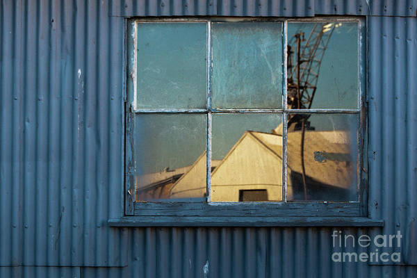 Photograph - Work View 1 by Werner Padarin