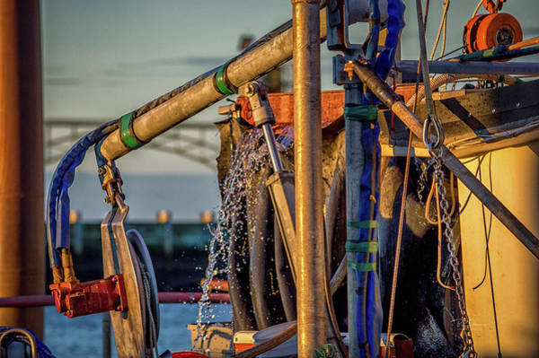 Photograph - Working Vessel by Bill Posner