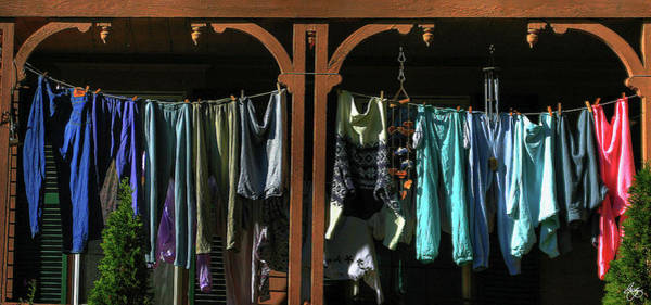 Photograph - Workout Washday by Wayne King