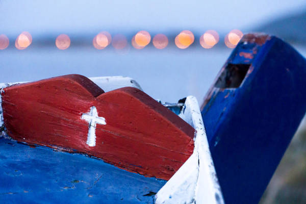 Eleusis Photograph - Works Of The Journey I15 by Andreas Theologitis