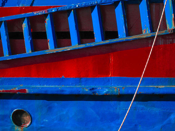 Eleusis Photograph - Works Of The Journey II15 by Andreas Theologitis