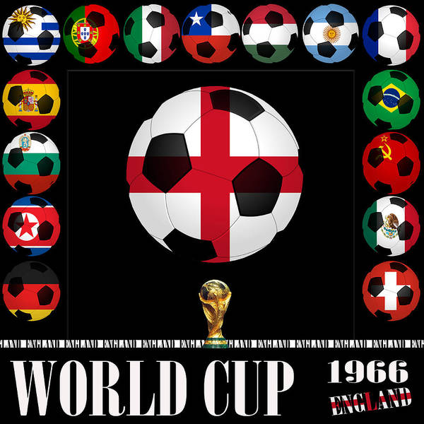 Photograph - World Cup 1966 Champion by Andrew Fare
