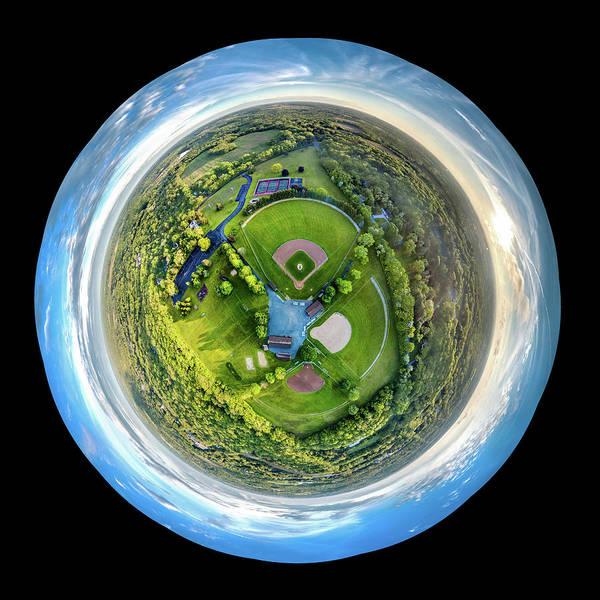 Photograph - World Of Baseball by Randy Scherkenbach