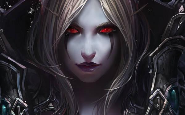 World Of Warcraft Wall Art - Digital Art - World Of Warcraft by Lonna Egleston