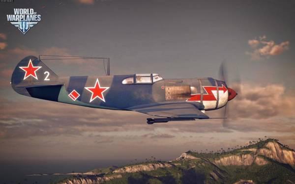Transportation Digital Art - World Of Warplanes by Super Lovely