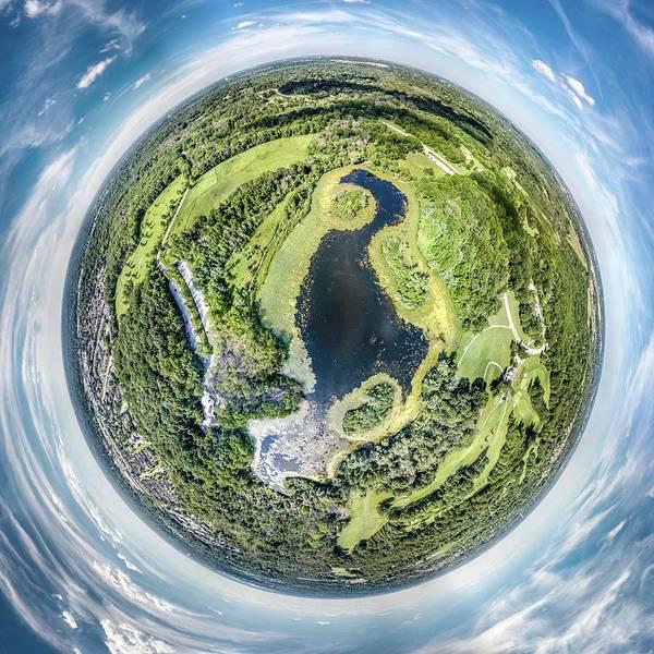 Photograph - World Of Whitnall Park by Randy Scherkenbach
