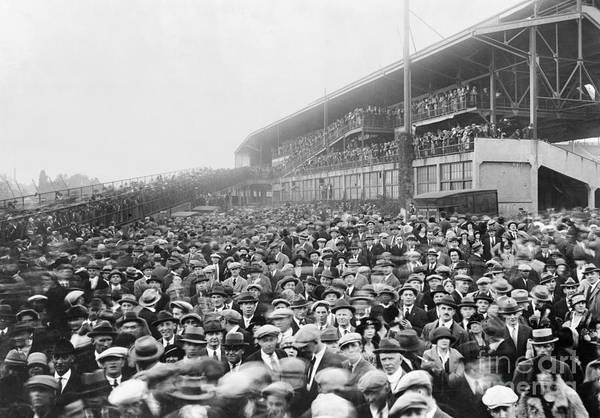 Wall Art - Photograph - World Series, 1924 by Granger