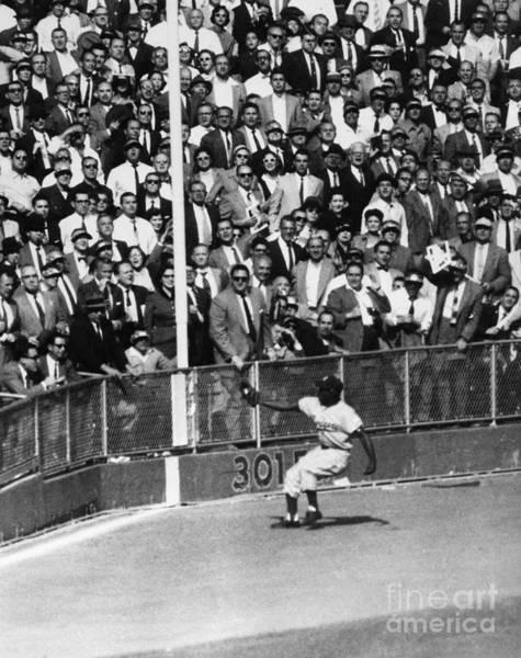 Wall Art - Photograph - World Series 1955 by Granger