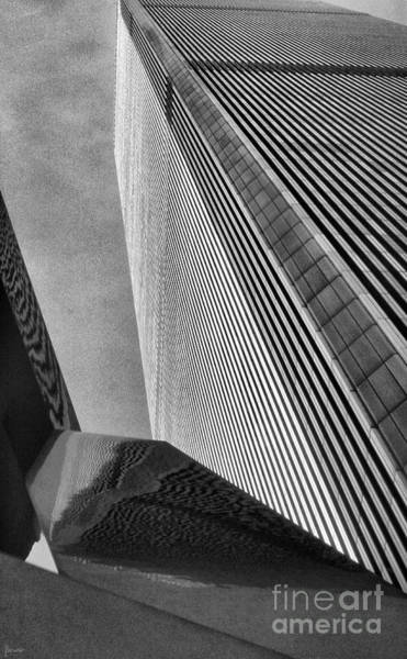 Photograph - World Trade Center 1 by Jeff Breiman