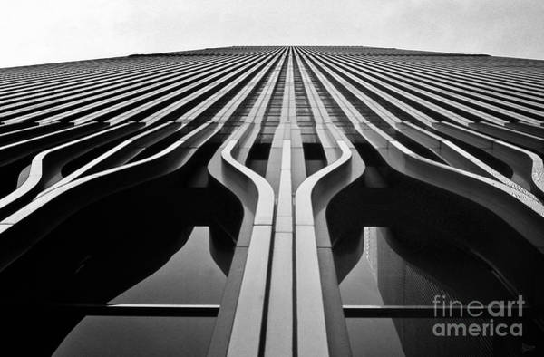 Photograph - World Trade Center by Jeff Breiman