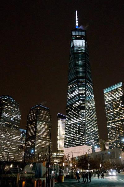 Photograph - World Trade Center by SR Green