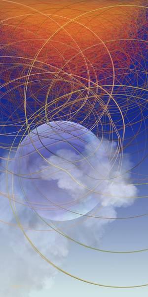 Digital Art - World Wide Web by Wally Boggus