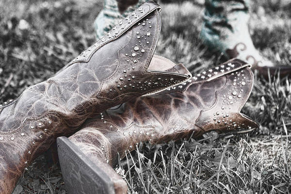 Photograph - Worn by Sharon Popek