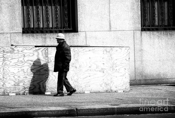 Photograph - Worth Street Walk by John Rizzuto