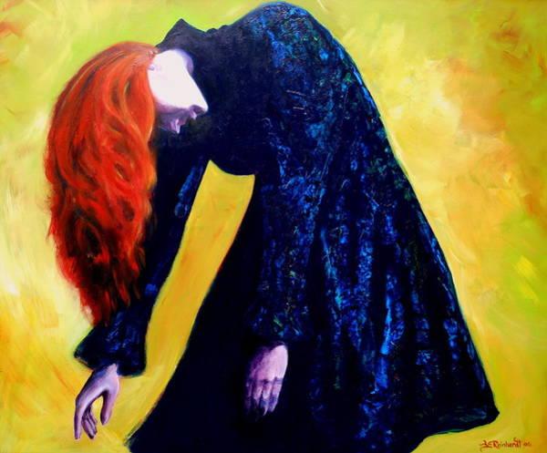 Painting - Wound Down by Jason Reinhardt