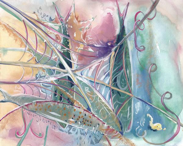 Woven Star Fish Art Print