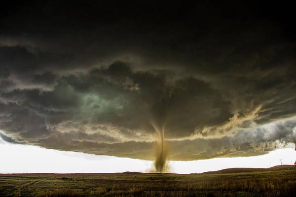 Photograph - Wray Colorado Tornado 060 by NebraskaSC