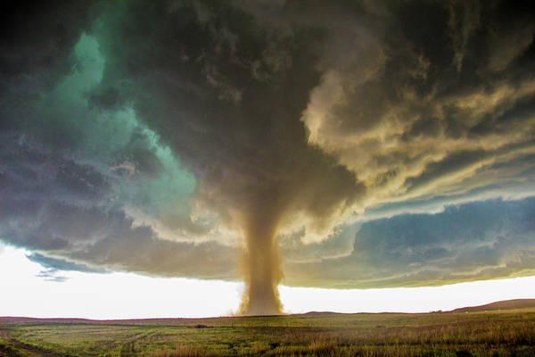 Photograph - Wray Colorado Tornado 079 by NebraskaSC