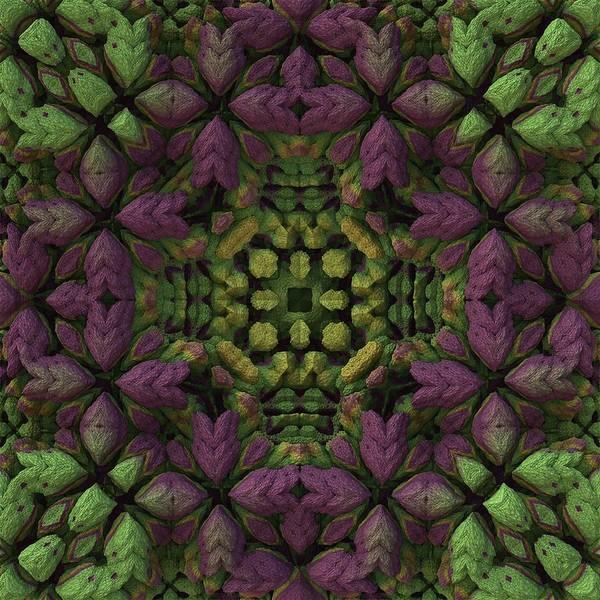 Wall Art - Digital Art - Wreath by Lyle Hatch