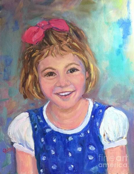 Painting - Wrennie by Patsy Walton