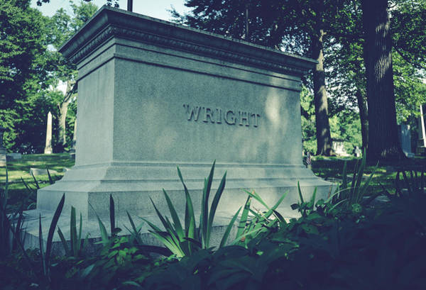 Wall Art - Photograph - Wright Brothers Tombstone by Dan Sproul