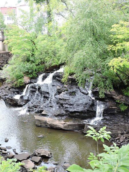 Wall Art - Photograph - Wrinkle City Falls by Michael Wayne Gulliver