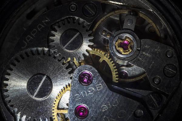 Made In Japan Wall Art - Photograph - Wrist Watch by Saroj Baniya