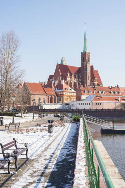 Photograph - Wroclaw, Poland by Juli Scalzi