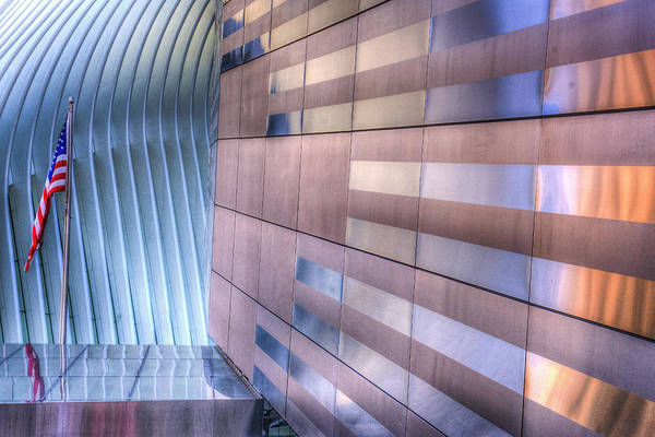 Photograph - Wtc Museum by Paul Wear