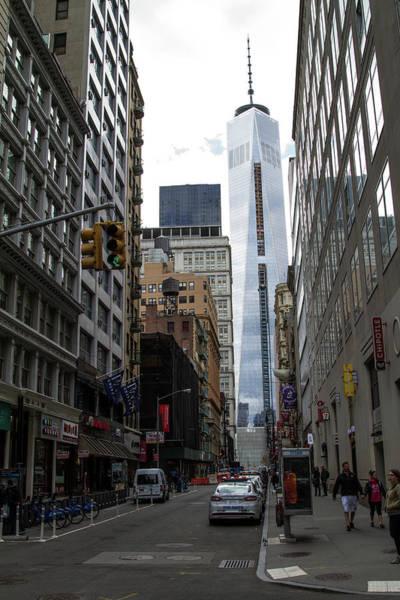 Photograph - WTC by Robert J Caputo
