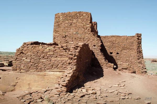 Photograph - Wupatki Ruins No. 1 by David Gordon
