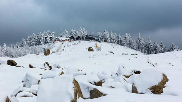 Photograph - Wurmberg, Harz Mountains by Andreas Levi