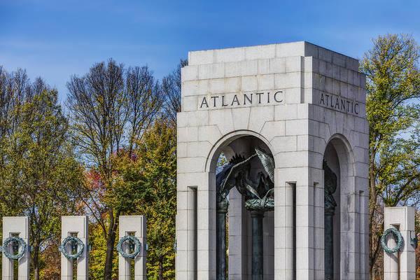 Photograph - Wwii Atlantic Memorial by Susan Candelario
