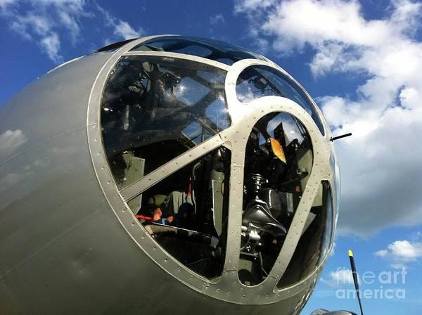 B29 Photograph - World War 2 B-29 by Sean Hughes
