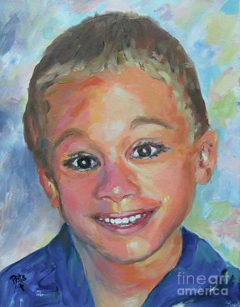 Painting - Wyatt by Patsy Walton