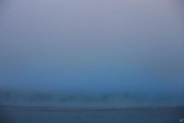 Photograph - Wyman Lake Morning by John Meader