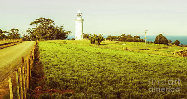 Photograph - Wynyard Lighthouse Way by Jorgo Photography - Wall Art Gallery