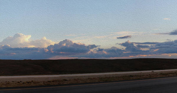 Wall Art - Photograph - Wyoming Wide Expanse B by Felipe Gomez