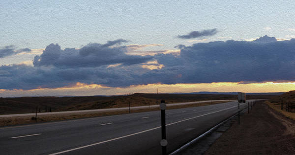 Wall Art - Photograph - Wyoming Wide Expanse C by Felipe Gomez