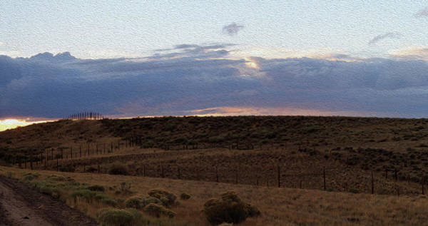Wall Art - Photograph - Wyoming Wide Expanse D by Felipe Gomez