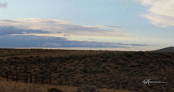 Wall Art - Photograph - Wyoming Wide Expanse E by Felipe Gomez