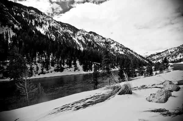 Wall Art - Photograph - Wyoming Winter by Melissa  Riggs