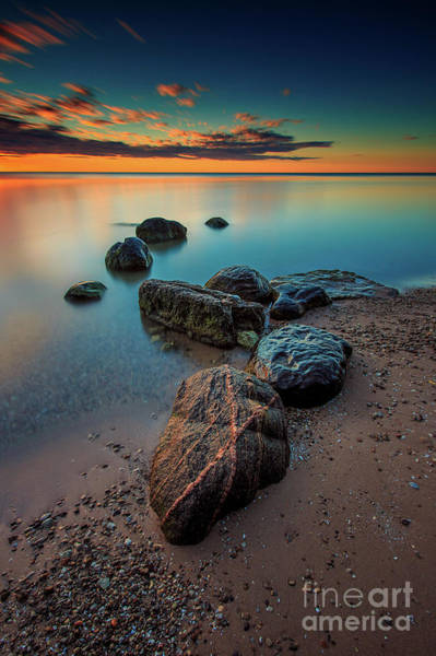Wall Art - Photograph - 'x' Marks Serenity by Andrew Slater