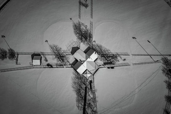 Photograph - X Marks The Spot by Nick Smith